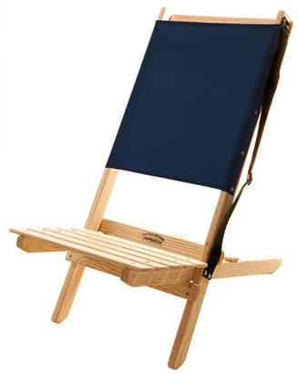 """Blue Ridge Chair Works Wood & Canvas Folding Chair """"Blue Ridge"""""""