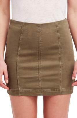 Free People Modern Miniskirt