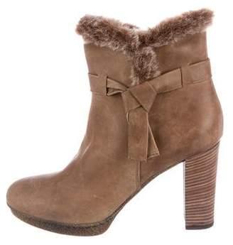 cheap shopping online Aquatalia Round-Toe Ankle Boots sast 60sxXtT7