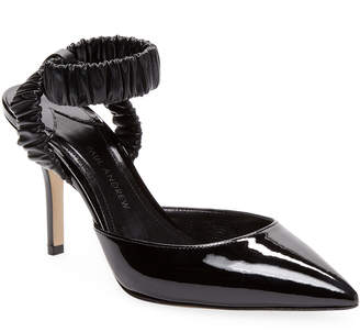 Paul Andrew Patent Ankle-Strap Pump