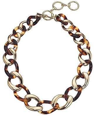 Lauren Ralph Lauren 18 Chain Link Collar Necklace