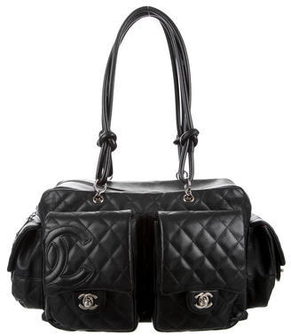 Chanel Chanel Ligne Cambon Large Reporter Bag