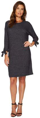 Bobeau B Collection by Lanna Tie Sleeve Knit Dress Women's Dress