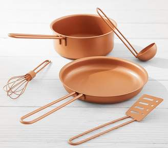 Pottery Barn Kids Copper Kitchen Standing Mixer