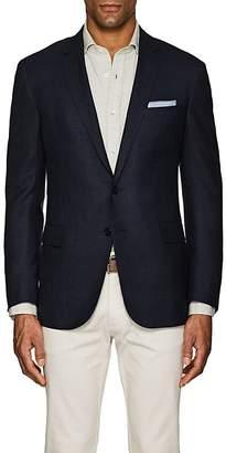 Ralph Lauren Purple Label Men's Nigel Glen Plaid Wool-Blend Two-Button Sportcoat