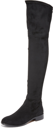 Dolce Vita Neely Over the Knee Boots $200 thestylecure.com