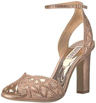 Badgley Mischka Women's Hart Heeled Sandal