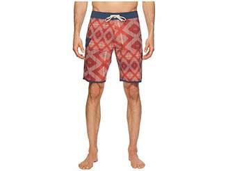 VISSLA Sumbawa Washed Four-Way Stretch Boardshorts 20 Men's Swimwear