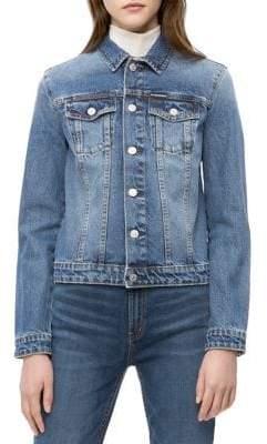 Calvin Klein Jeans Cleanline Denim Jacket