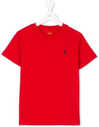 Ralph Lauren Kids round neck T-shirt