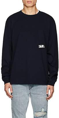 RtA Men's Graphic Cotton T-Shirt