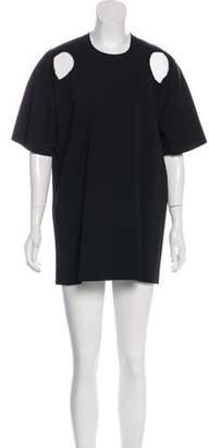 Celine Oversize Mini Dress
