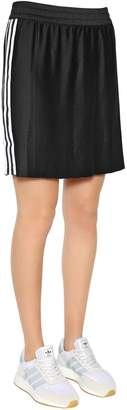adidas 3 Stripes Pleated Skirt