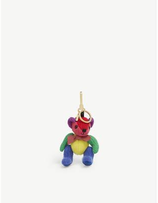 Burberry Rainbow Thomas bear charm