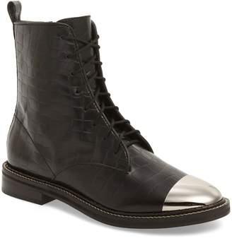 Topshop Axel Cap Toe Boot