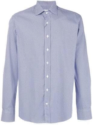 Etro geometric long-sleeve shirt