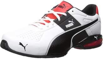Puma Men's Cell Surin 2.0 FM Sneaker, Black-Quiet Shade, 11 M US