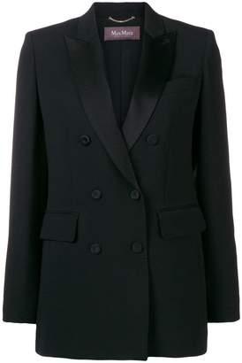 Max Mara double-breasted blazer