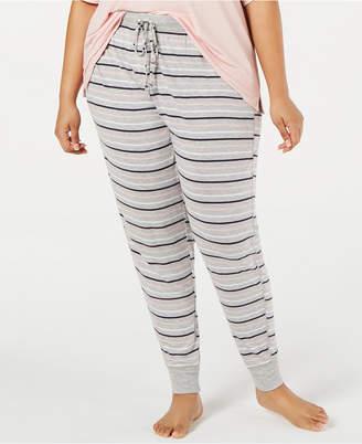 Jenni Plus Size Drawstring Pajama Pants