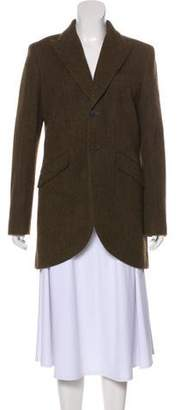 Polo Ralph Lauren Notch-Lapel Wool Coat