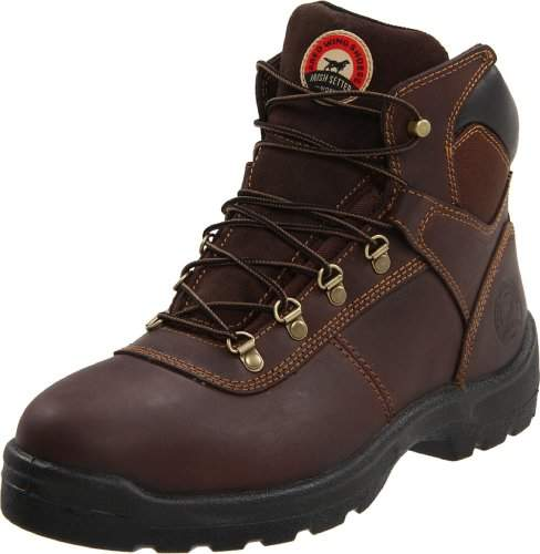 "Irish Setter Men's 83607 6"" Work Boot"
