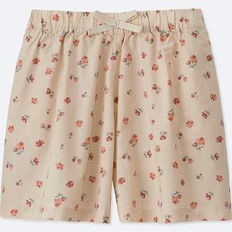 Uniqlo Girl's Flare Shorts