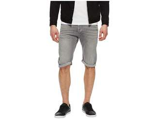 G Star G-Star Arc 3D 1/2 Shorts in Racha Grey Denim
