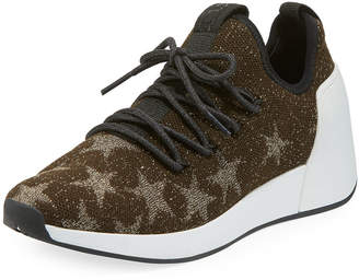 Ash Jaguar Star Platform Sneakers