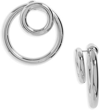 Alexander Wang Double-O Earrings