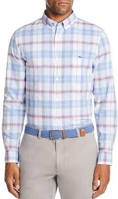 Vineyard Vines Cape Poge Plaid Slim Fit Button-Down Shirt