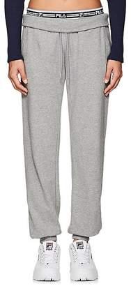 Fila Women's Jailene Cotton-Blend Jogger Pants