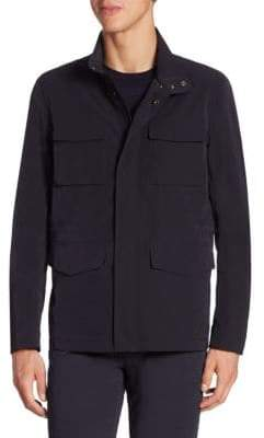 Armani Collezioni Fourway Long Sleeve Jacket