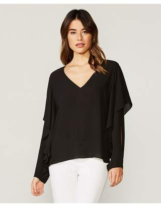 Bailey 44 Bailey/44 Go With The Flow Georgette Top