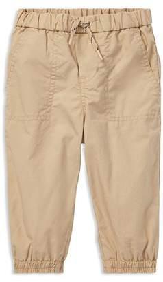 Ralph Lauren Boys' Cotton Poplin Jogger Pants - Baby
