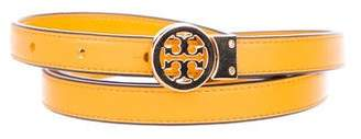 Tory Burch Reversable Logo Belt