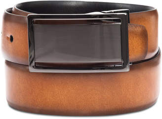 Alfani Men's Reversible Plaque Belt