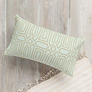 Deco Lumbar Pillow