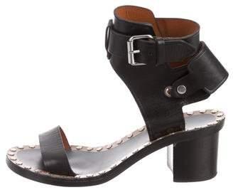 Isabel Marant Jaecyn Anke Strap Sandals w/ Tags