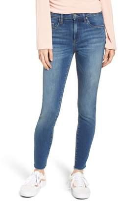 Blank NYC BLANKNYC The Great Jones Raw Hem Skinny Jeans
