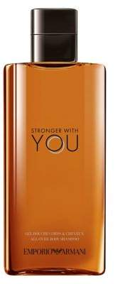 Emporio Armani Stronger With You Mens All-Over Shower Gel/6.7 oz