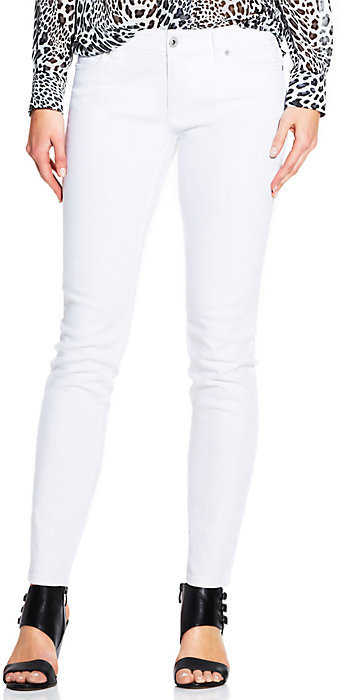 Vince Camuto White Skinny Jean