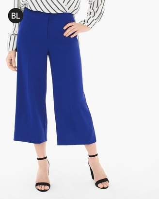 Black Label Cropped Trouser