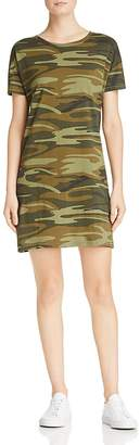 Alternative Straight-Up Camouflage Tee Dress $58 thestylecure.com