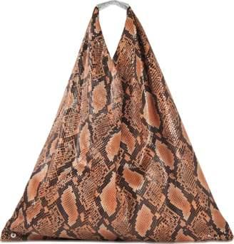 MM6 Maison Margiela Japanese bag synthetic leather $295 thestylecure.com