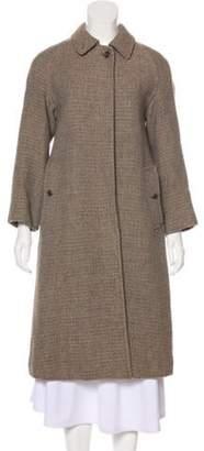 Burberry Vintage Wool Coat tan Vintage Wool Coat