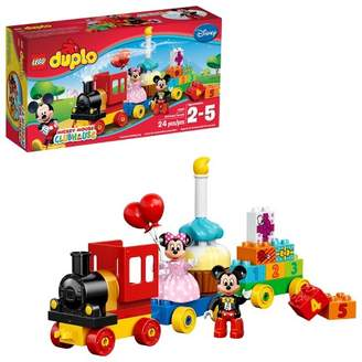 Duplo LEGO® DUPLO® Mickey Minnie Birthday 10597 $24.99 thestylecure.com