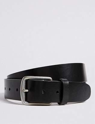 Marks and Spencer Saddle Edge Leather Belt