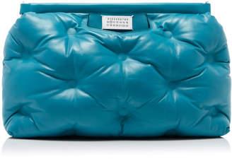 Maison Margiela Glam Slam Leather Clutch