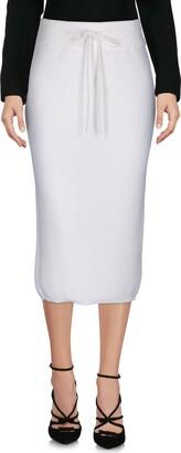 Bark 3/4 length skirts