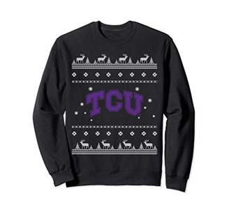 TCU Horned Frogs Christmas Tcu Sweatshirt - Apparel